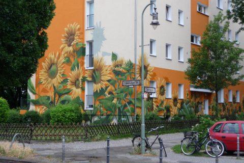 Berliner Hausfassade